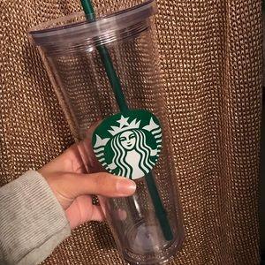 Other - Starbucks Tumbler